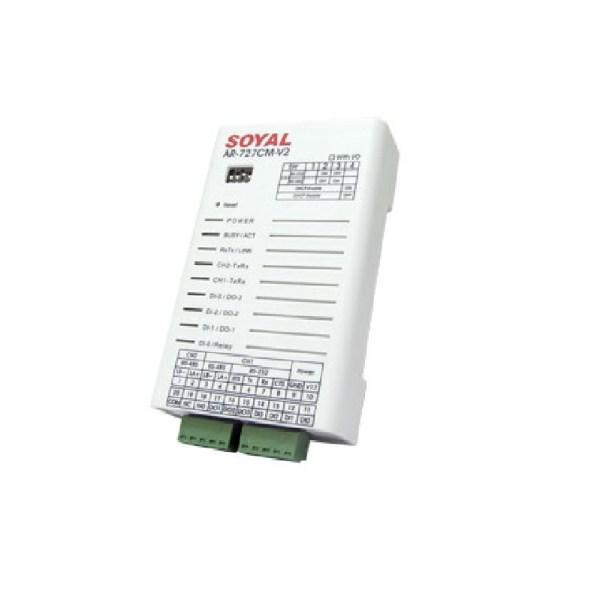 Soyal-AR727-CM-Serial-to-Ethernet-Device-server-IP-Converter (1)
