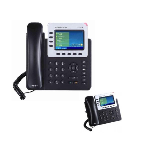 Grand-Stream-GXP2140-Professional-POE-IP-Desktop-Telephone-Set (1)