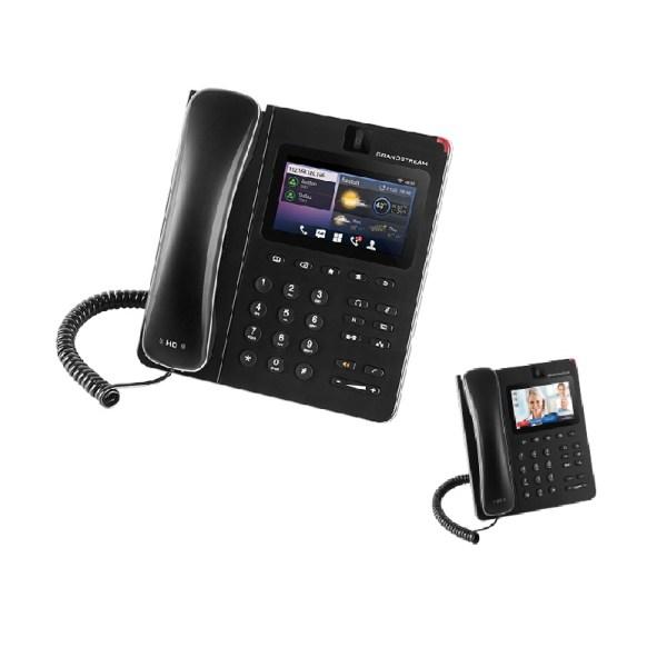 Grand-Stream-GXV3240-Basic-POE-Desktop-Telephone-Set (1)