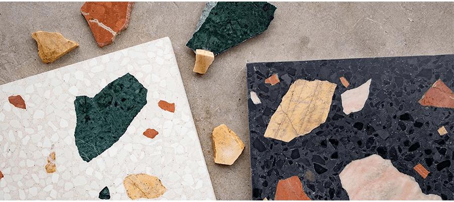 2019 interiors trend - terrazzo