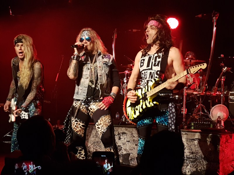 NEWS: Global Phenomenon Steel Panther Bring Their Swagger