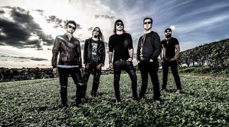 news ryders creed release new single raise the roof announce uk tour happy metal geek. Black Bedroom Furniture Sets. Home Design Ideas
