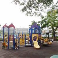 Carpenter Road Park - playground