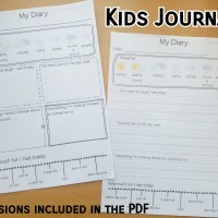 Kids Journal / Diary