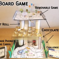 My 3D board game