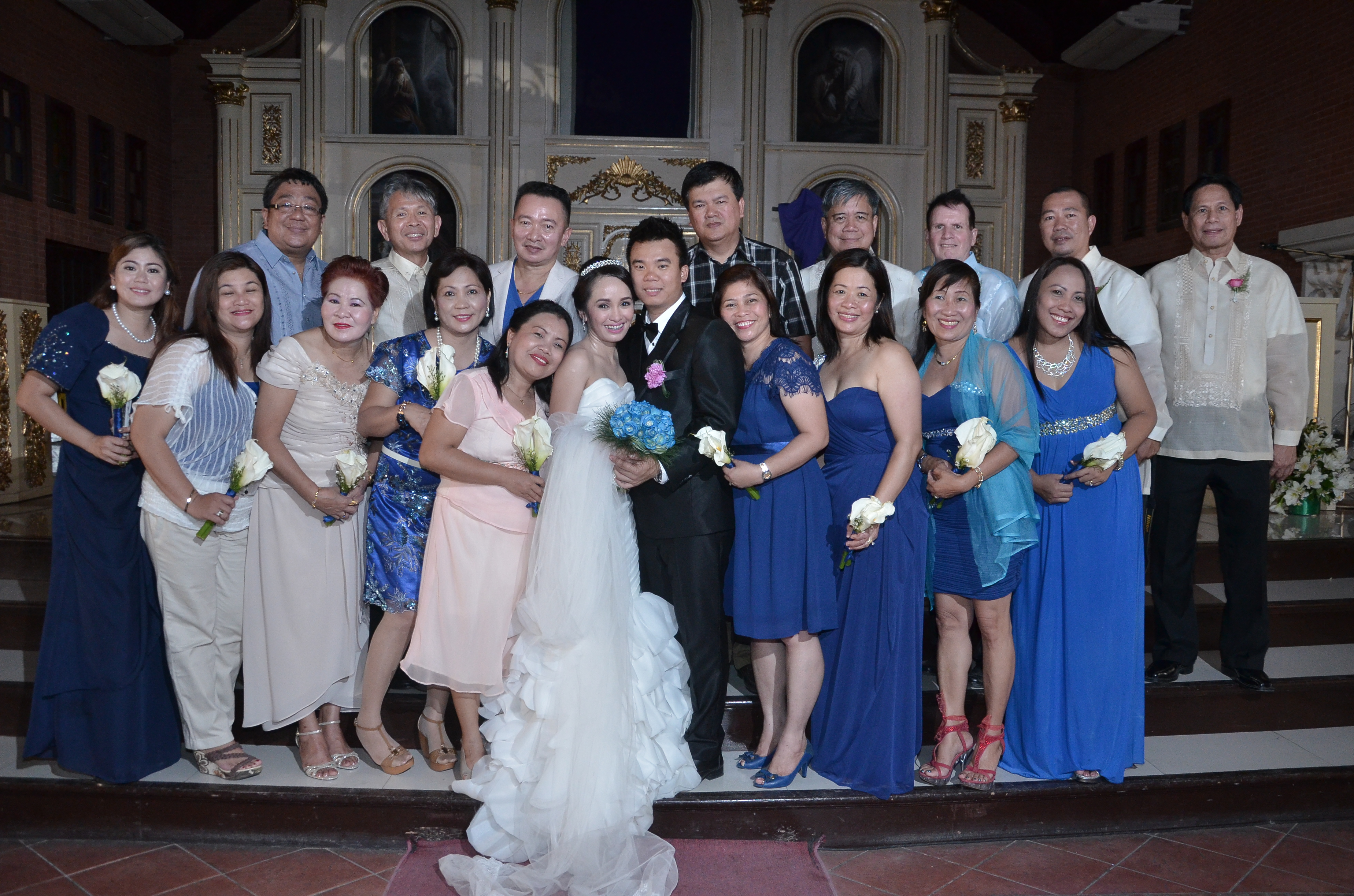 Filipino Wedding Principal Sponsors Gowns Pictures To Pin