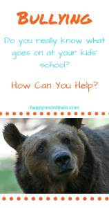 bullying, parenting, mama bear