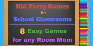 School Party Ideas