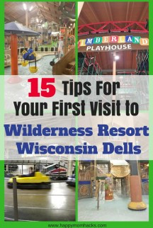 15 Tips for Wilderness Resort Wisconsin Dells. Find out why Families have so much fun at this resort between all the cool things to do like pools, arcade, go karts, laser guns and ropes course your family will love it. Be prepared for you trip with tips on where to park, which room to stay in, restaurants to eat at, activities to do and more. Plus things to do in Wisconsin Dells for Families #WildernessResort, #wisconsinDells, #familytravel, #familytrip, #traveltips
