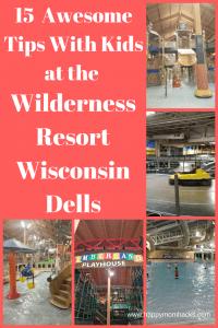Wisconsin Dells, Wilderness Resort and Waterpark