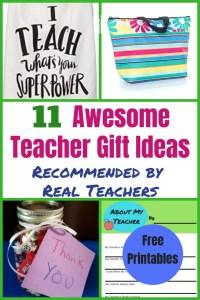 11 Teacher Appreciation Gift Ideas Teachers Really Want Happy Mom