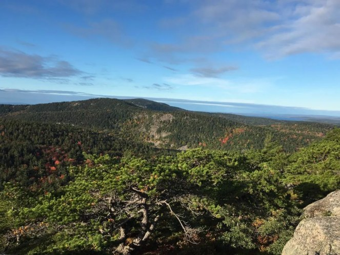 Acadia National Park Best Hiking and Things to Do. What you can't miss with kids while visiting this beautiful places.  Travel there to hike mountains, swim in the beaches and search the tidepools. Use this guide to plan your fun family trip! #nationalparks #familytravel #traveltips #acadianp