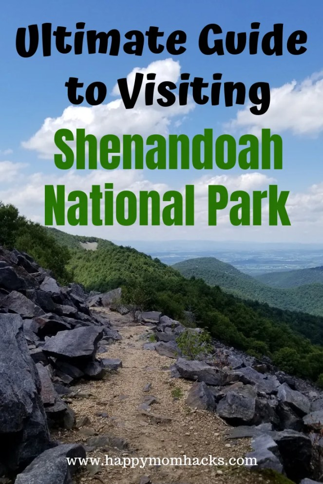 Best Things to Do in Shenandoah National Park. Find out the Best hikes, skyline drive, and what to do with kids. Use this guide to be fully prepared for your visit to Shenandoah National Park. #hikes #shenandoahnp #nationalparks, travelwithkids #familyvacation