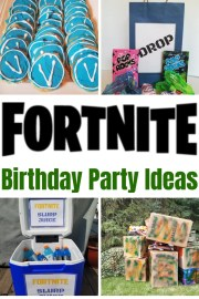 Ultimate Fortnite Birthday Party. Includes Fortnite party supplies, ideas, cakes, decorations, supply drops, Fortnite Dances & more. Everything you need to throw an awesome Fortnite Birthday Party.