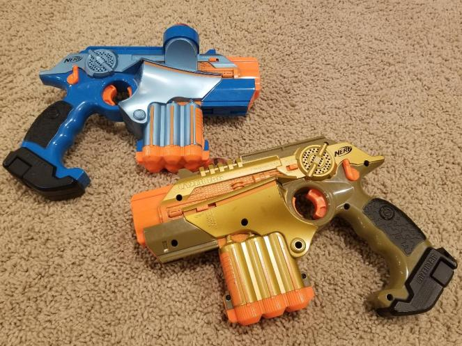 The best Nerf Laser Guns for kids