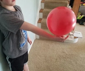 Fun Balloon Indoor games for kids when you stay at home.