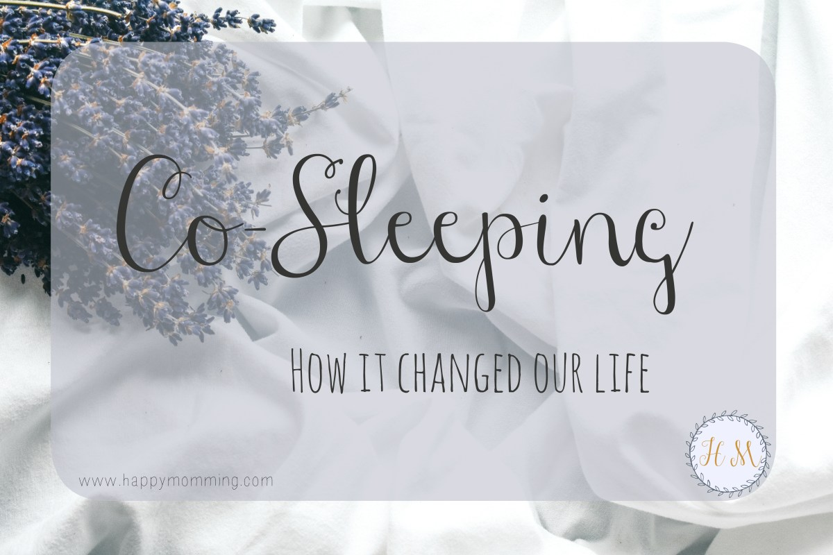 Co-Sleeping: How it Changed Our Life