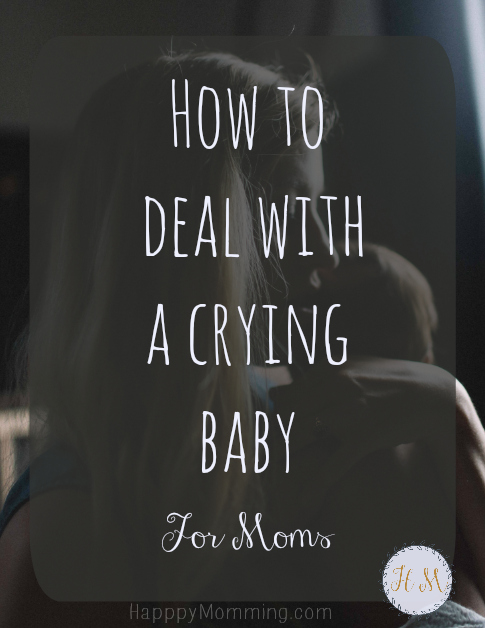 How to Deal with a Crying Baby