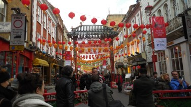 Londres - China Town1