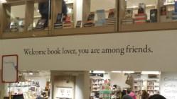 Londres - Librairie Foyle1