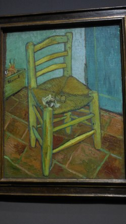 Londres National Gallery_11 - Vincent Van Gogh's Chair