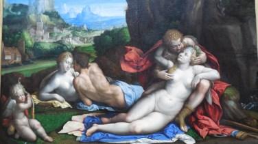 Londres National Gallery_2 - Garofalo - An Allegory of Love