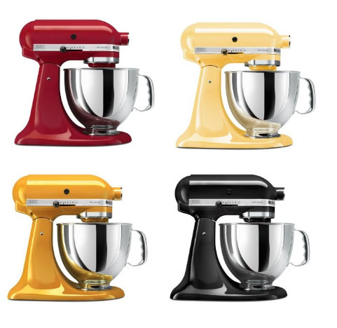 Hot 5 Qt Kitchen Aid Stand Mixer Happy Money Saver