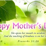 Mothers Day Verses