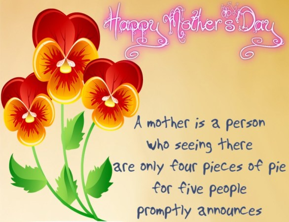 Happy Mothers Day Greetings 2019