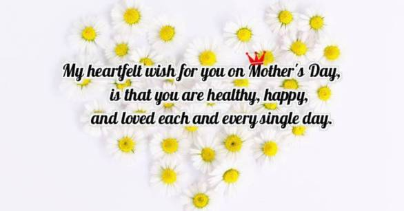 Mothers Day Wish 2018