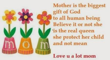 Mothers day greetings messages
