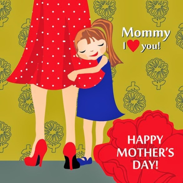 Beautiful Happy Mother Day Card