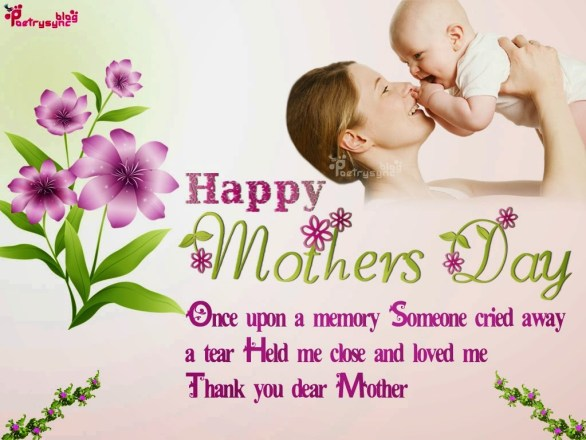 mother's day image messages