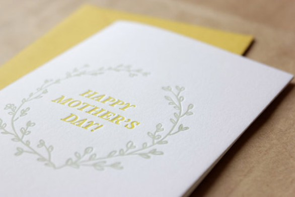 happy mothers day card 2017