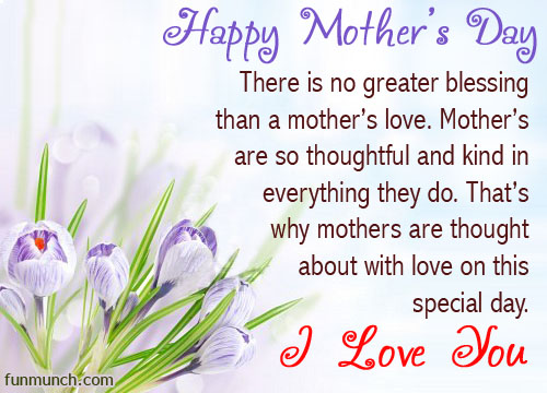 Mothers Day Greetings For Mama