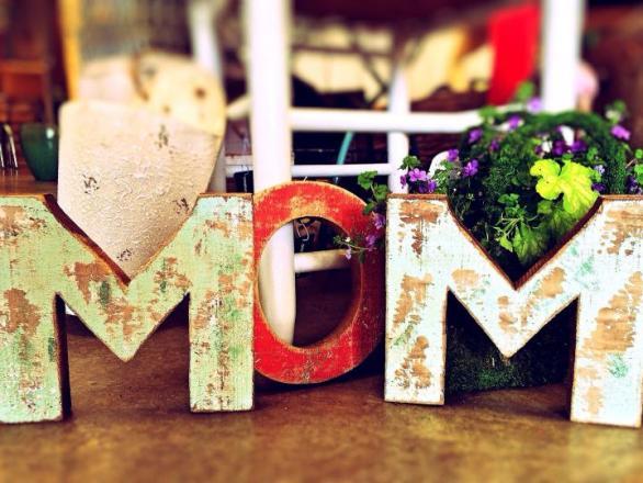 Happy Mom Day 2018