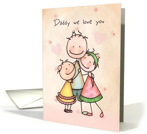 Fathers Day Cards For Daughter