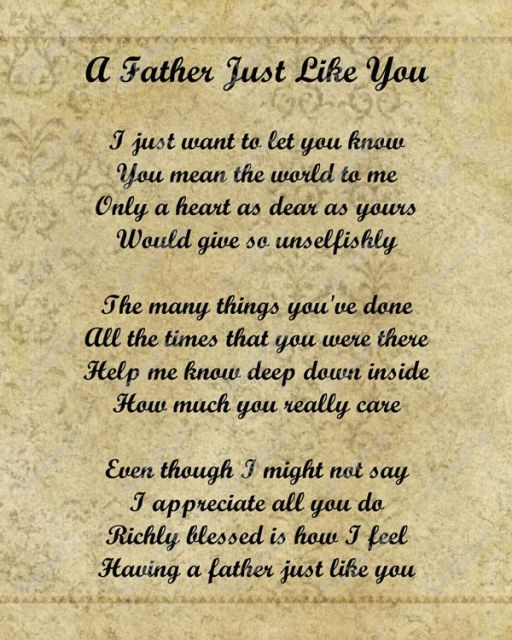 Fathers Day Quotes From Daughter 2018