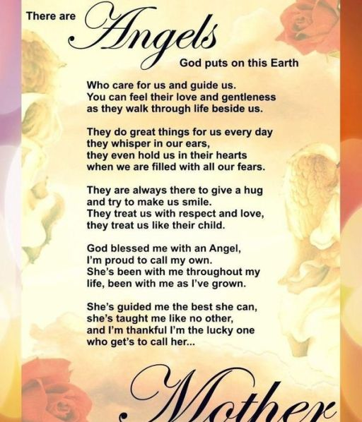 Happy Mother Day Poems Images