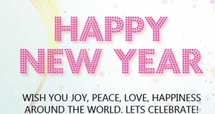 Happy New Year Messages Wishes Quotes