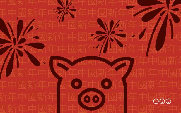 Chinese Happy New Year Backgrounds