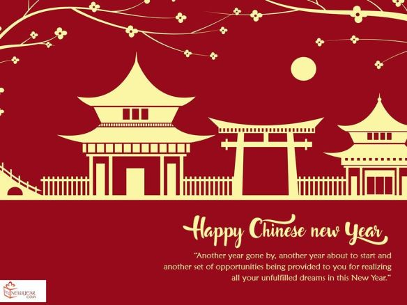 Chinese Happy New Year Wallpaper Greetings