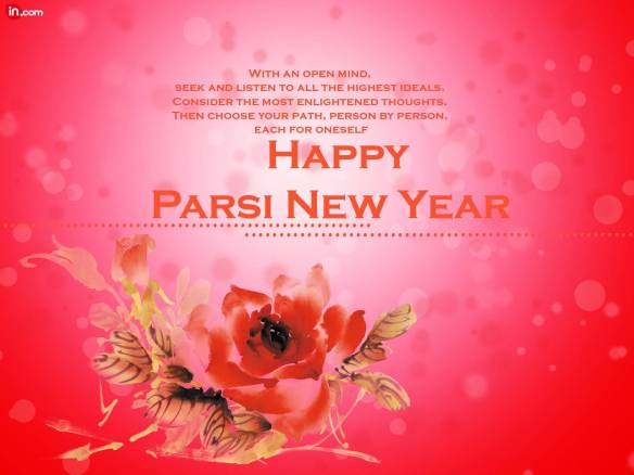 Happy Parsi New Year Wishes