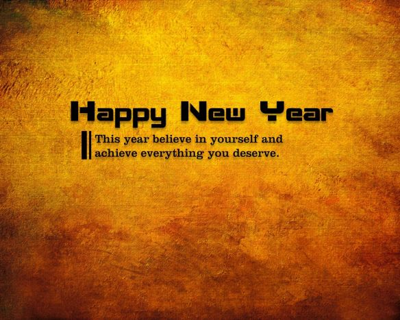 Motivational Happy New Year Greetings