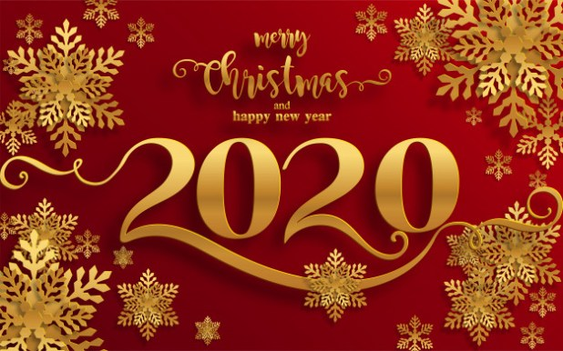 Merry Christmas And Happy New Year 2020 Wishes 5