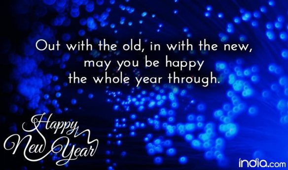 Beautiful Happy New Year Quotes