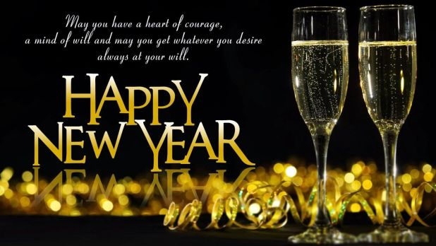 Happy New Year Wishes Greetings Quotes