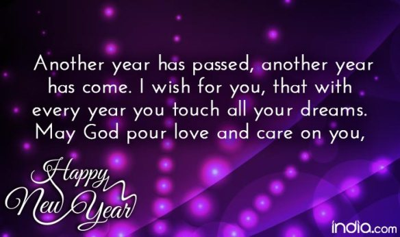 Latest Happy New Year Blessings