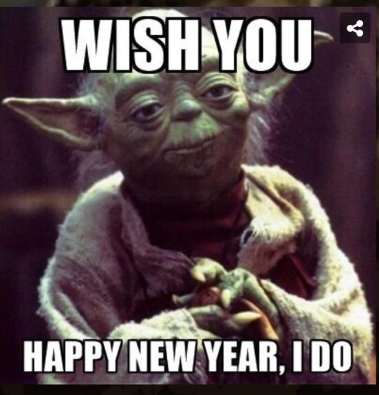 Wishing New Year Memes