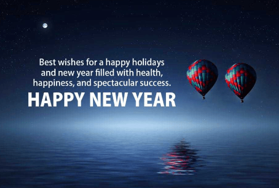 Happy New Year 2019 Sms For Friends